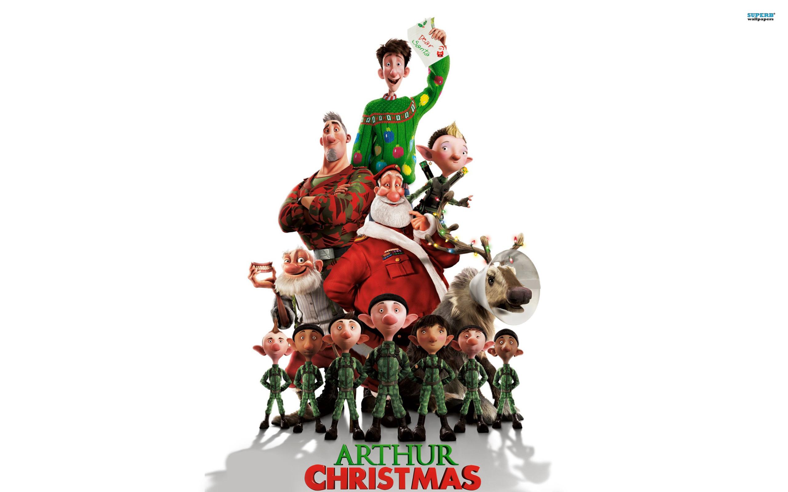 arthur christmas cartoon 9400 - Cast Of Arthur Christmas